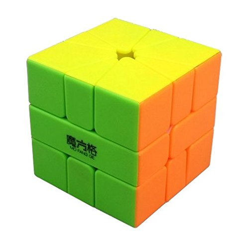 GoodCube Qiyi Mo Fang Ge Square One Stickerless Speed Cube