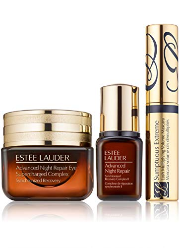 ESTEE LAUDER GEAVANCEERDE NIGHT REPAIR EYE SERUM 15ML GEAVANCEERDE NIGHT REPAIR 7ML + WEELDERIGE EXTREME MASCARA