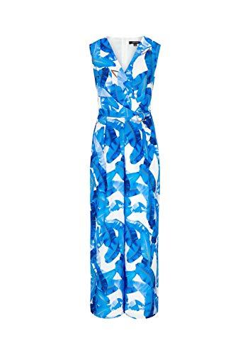 comma Jumpsuit blau 40 (L)
