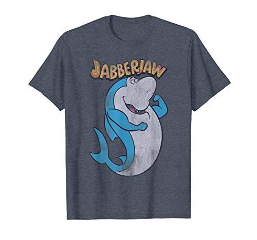 Jabberjaw Distressed T-Shirt