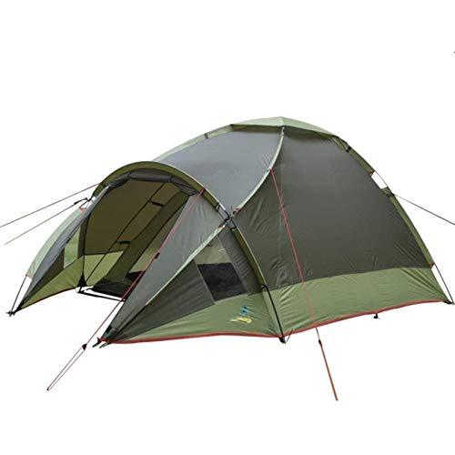 YYCHJU Tienda Camping al Aire Libre 3-Persona Tienda de campaña, fácil de implementar, Instalación automática, Playa Toldo, instantánea Tienda de la Familia de Camping, Senderismo y Viajar