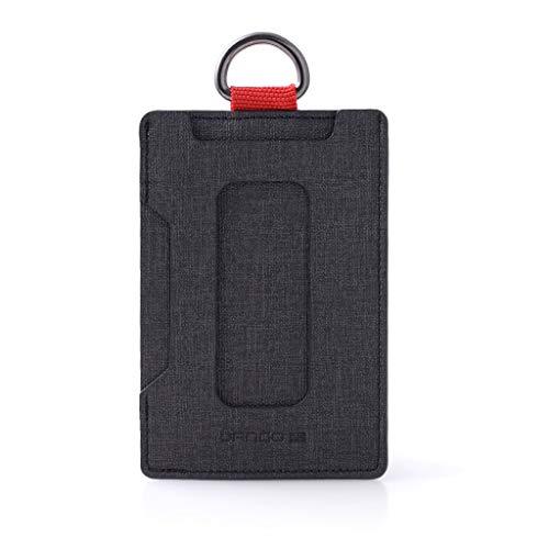 Dango S1 Steath EDC Wallet - Made in USA - Water-Resistant, Minimalist, Slim, RFID Blocking
