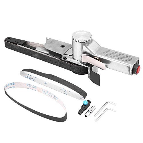 Bandschleifer, 20mm Pneumatische Luft Schleifmaschine Polierer Schleifmaschine Werkzeug Title