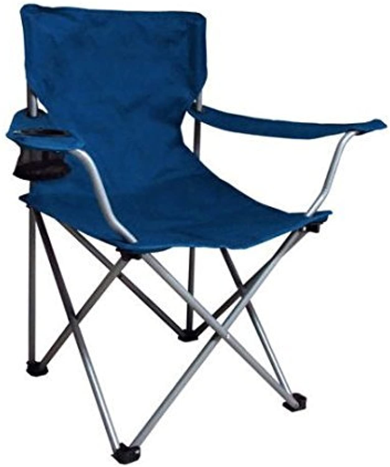 Portable Camp Chair,Folding Camping Recliner Hiking Sports Hunting Chairs Stool Compact Bag Convenient Storage Cup Holder