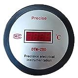 Termómetro de acuario LCD Digital LCD Temperatura Terminación Termómetro Tank Thermómetro, Termómetro