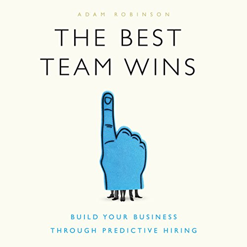 The Best Team Wins audiobook cover art
