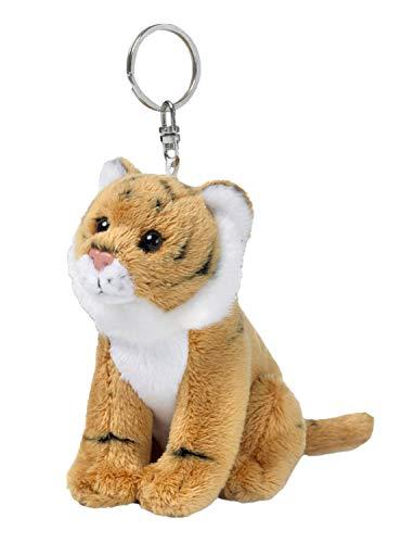 Mimex WWF00287 - Schlüsselring Tiger, 10 cm