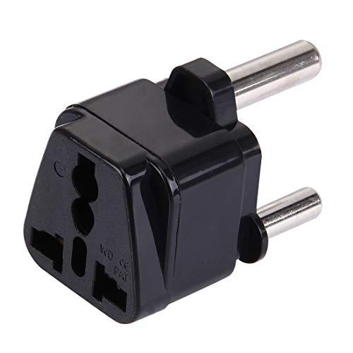 Universal Plug portátil (grande) Sudáfrica adaptador de enchufe del zócalo de energía del convertidor de viaje NCCZ