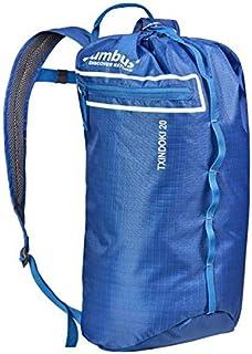 COLUMBUS TXINDOKI 20 Petate Waterproof Mochila Montañismo, Alpinismo y Trekking, Adultos Unisex, Azul (Azul), Talla Única