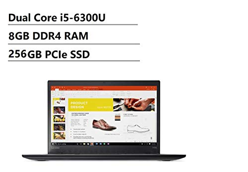 8GB DDR4 RAM; 256GB PCie NVMe M. 2 SSD (Everything is original) 6th Generation Intel Dual Core i5-6300U 2. 40 GHz Processor (Max Turbo 3. 0 GHz, 2 cores 4 threads, 3MB SmartCache) 14-Inch FHD (1920x1080), anti-glare, LED backlight  Integrated Intel H...