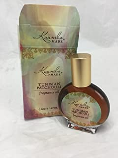 Kuumba Made Fragrances (Tunisian Patchouli, 1/2oz (14.79ml))