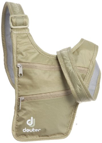Deuter Umhängetasche Security Holster, Sand, 18 x 16 cm, 0.2 Liter, 3922061020