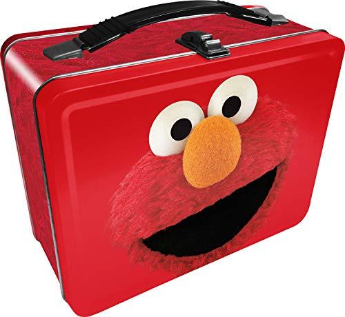 Aquarius Sesame Street Elmo Photo Gen 2 Tin Fun Box, Red (48248)