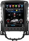 Android 10.0 Coche Estéreo Doble Din Para Buick Excelle/Opel Astra J 2010-2014 Gps Navigation 10.4 Pulgadas Unidad De Cabeza Pantalla Táctil Mp5 Multimedia P(Size:Cuatro nucleos,Color:WIFI:4GB+64GB)