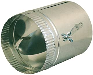4-in Hvac Duct Manual Volume Damper with Sleeve
