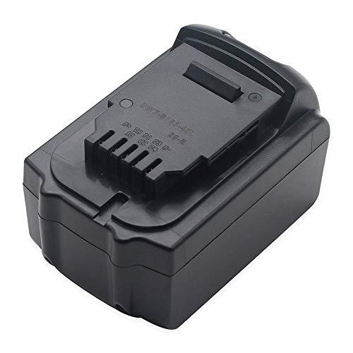 BTMKS 5.0Ah DCB205 DCB204 Replacement Battery Compatible with Dewalt 18 Volt Battery Max XR DCB205 DCB204 DCB206 DCB205-2 DCB200-2 DCB180 DCD985B DCB200 DCD771C2 DCS355D1 DCD790B DCD/DCF/DCG Series