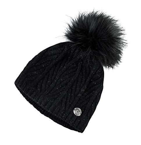 Tirol Mütze Pauline schwarz