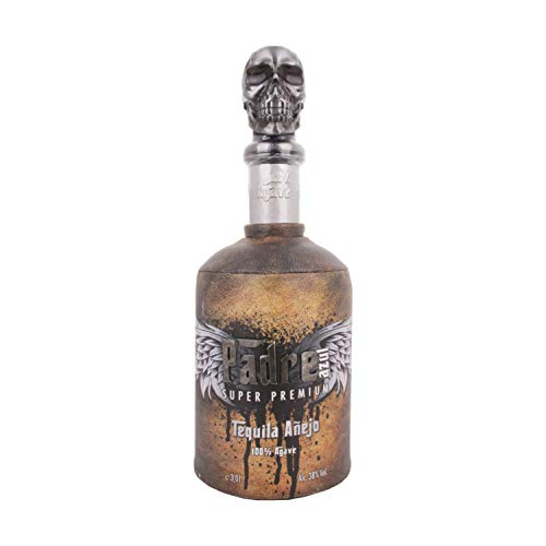 Padre Azul Super Premium Tequila Anejo 100% Agave 38,00% 3 l.
