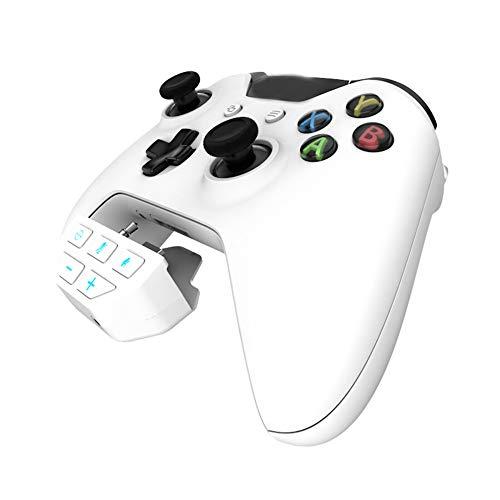 Xbox One Controller Sound Enhancer, para Xbox One Wireless Gamepad Controller Sound Enhancer, Adaptador de auriculares estéreo para Xbox One