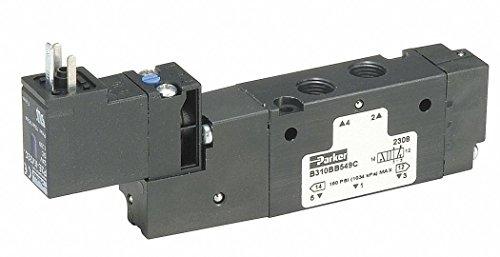 Solenoid Air Control Valve, 3/4 in, 120VAC