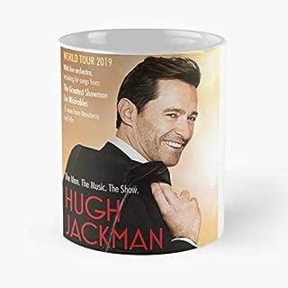 Hugh Greatest Showman Tour 2019 Jackman Sigertv - Best Gift Coffee Mugs 11 Oz Father Day