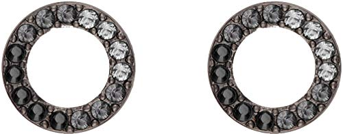 DKNY Donna Karan Ohrring Thick Pave Bar mit Swarovski®-Kristall