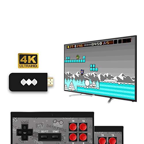 Console per Videogiochi Retrò, Console di Gioco per TV HDMI Y2S HD Plus Console per Videogiochi TV Wireless Plug and Play Videogiochi 1700 Giochi Classici Incorporati Console per Videogiochi Retrò