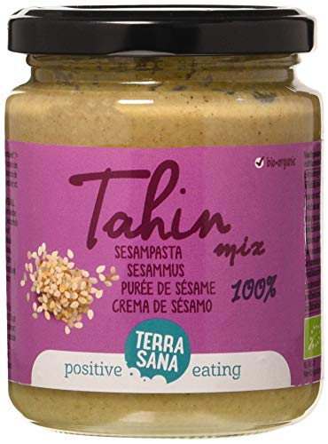Terrasana Tahini Crema De Sesamo 250 G 250 G 250 ml