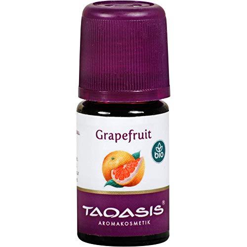 TAOASIS Grapefruit bio, 5 ml ätherisches Öl