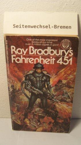 Fahrenheit 451 0345320328 Book Cover
