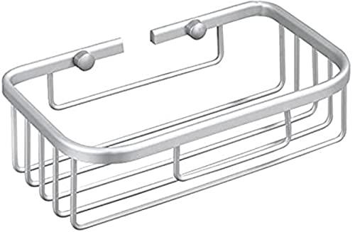 dh-7 Soporte decorativo de metal para papel higiénico con almacenamiento para 2 rollos de papel higiénico – para cuarto de baño o habitación en polvo