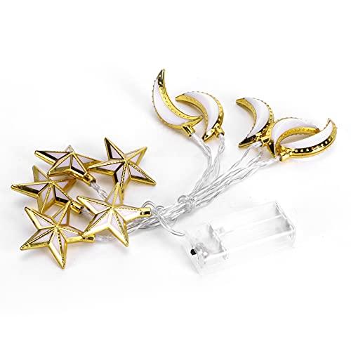 Lámpara navideña, cadena de luces LED, luz decorativa dorada, ampliamente utilizada, cadena de luz extensible para interiores, fiestas al aire libre, para el hogar, para bodas, decoraciones