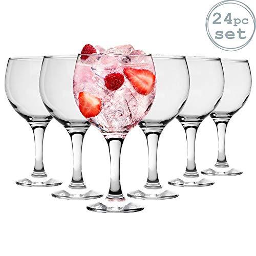 Españoles Gin Tonic cócteles Vasos - 645ml (22,7 oz) Partido Pack de