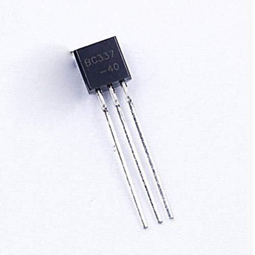 1000 unids/lote BC337-40 BC337 TO-92 NPN transistor de propósito general