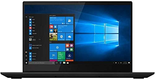 "Lenovo Ideapad S340 15.6"" Full HD IPS Touchscreen Laptop, Intel Core i7-8565U Processor up to 4.60GHz, 12GB RAM, 512GB SSD, Wireless-AC, Bluetooth, Windows 10, Onyx Black"