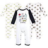 Hudson Baby Unisex Baby Cotton Coveralls, Nyc, 9-12 Months