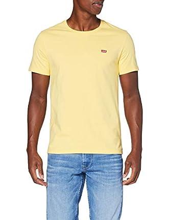 Levi's SS Original Hm tee Camiseta, Dusky Citron, S para Hombre