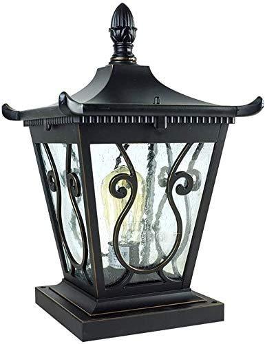 OVEA De Estilo Europeo de la lámpara de Pared Exterior, la Puerta...
