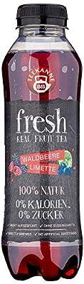 Teekanne Österreich fresh Waldbeere-Limette, 6er Pack (6 x 500 g)