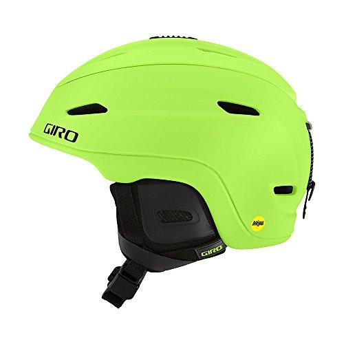 Giro Zone MIPS Casque de Ski pour Homme S Mat Lime/Black