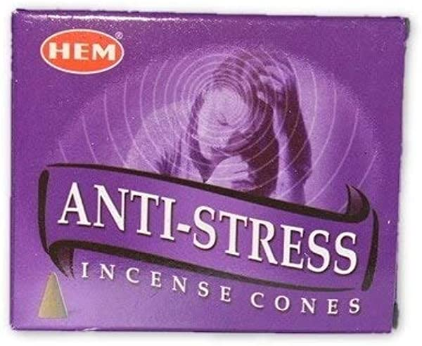 Nature S Enlightenment Anti Stress Incense Cone Pack 10 Cones