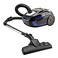 Less frequent emptying due to the 3.5L capacity means cleaning is more convenient and less of a chore. Powerful 800W motor provides plenty of suction power with no drop in performance. Easy emptying method: the BPC800 comes with a high-filtration dis...