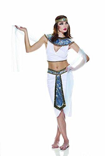 Rubie's IT30456-S - Regina D'Egitto Costume, Adulto, Taglia S