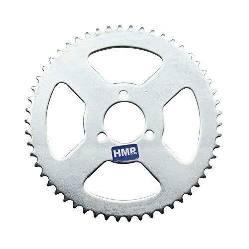 HMParts Dirt Bike/Mini Cross Ritzel - 3 Loch - 54 Zähne - für 7 Zoll Felgen T8F