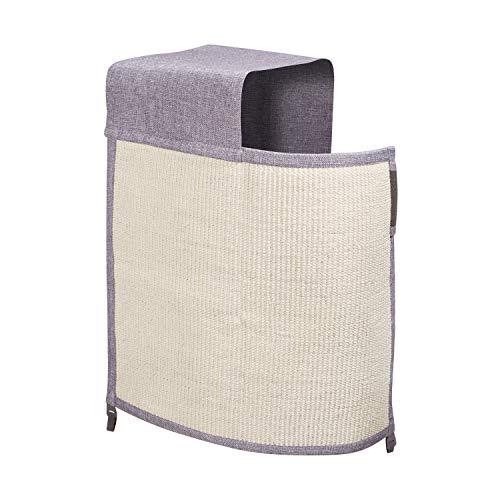 Supremery Katzen Kratzmatte Kratzschutz Sofa - Sisal Kratzteppich für Katze - Sessel Couch Katzenkratzmatte - auch für Hunde geeignet