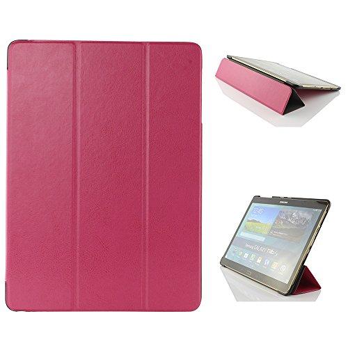 Urcover Samsung Galaxy Tab 10.5Smart Cover Case en Rosa [con función Atril & Sleep Wake] Funda Carcasa Samsung Galaxy Tab 10.5