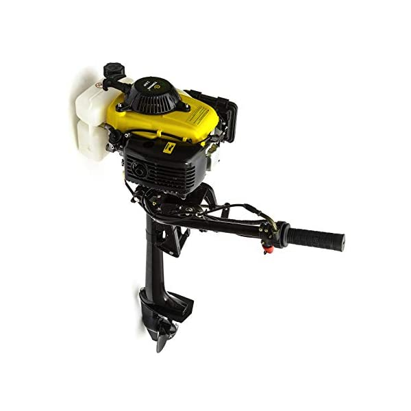 Outboard Engine Motor 2HP 53cc 4T GXH50 Dinghy Kayak Inflatable Boat