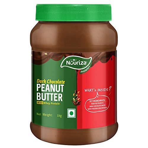 Dark Chocolate Peanut Butter Spread (Whey 1Kg (35.27 Oz)