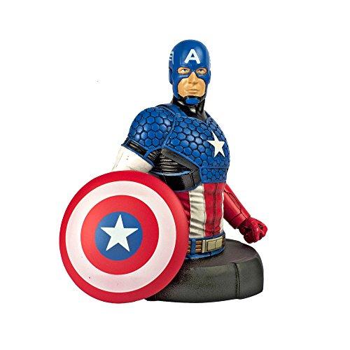 Sherwood Media - Busto Super Heroes Marvel de Capitán América
