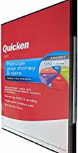 Quicken Deluxe 2017 Software (No Subscription) Win/PC Manage Your Money & Save